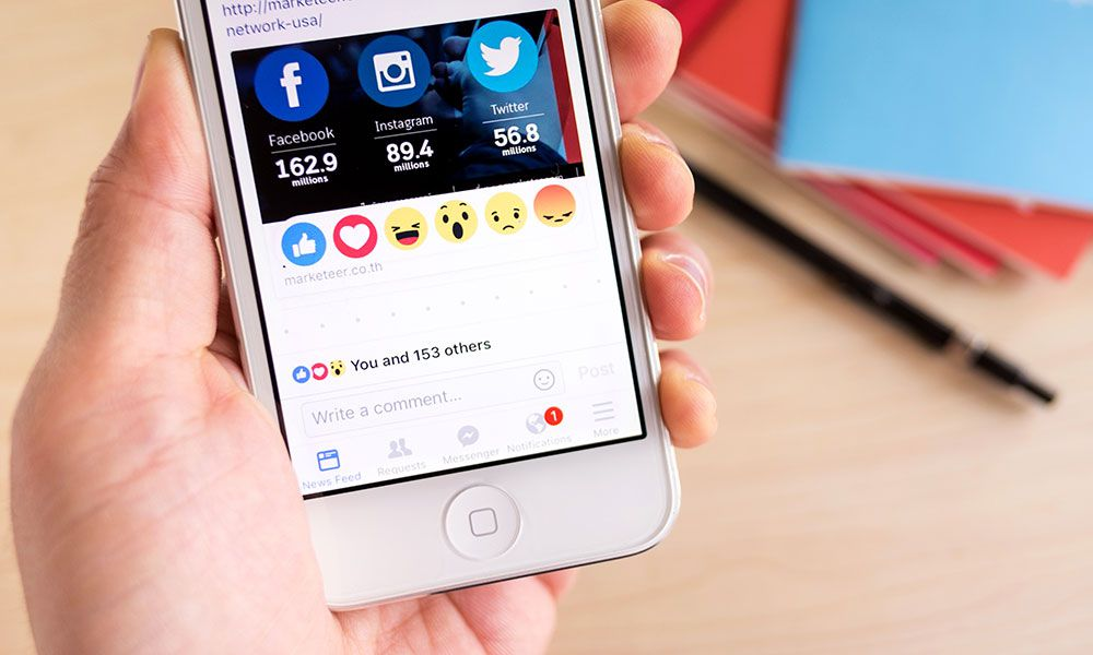 5 Reasons Facebook Reactions Are Good For Business